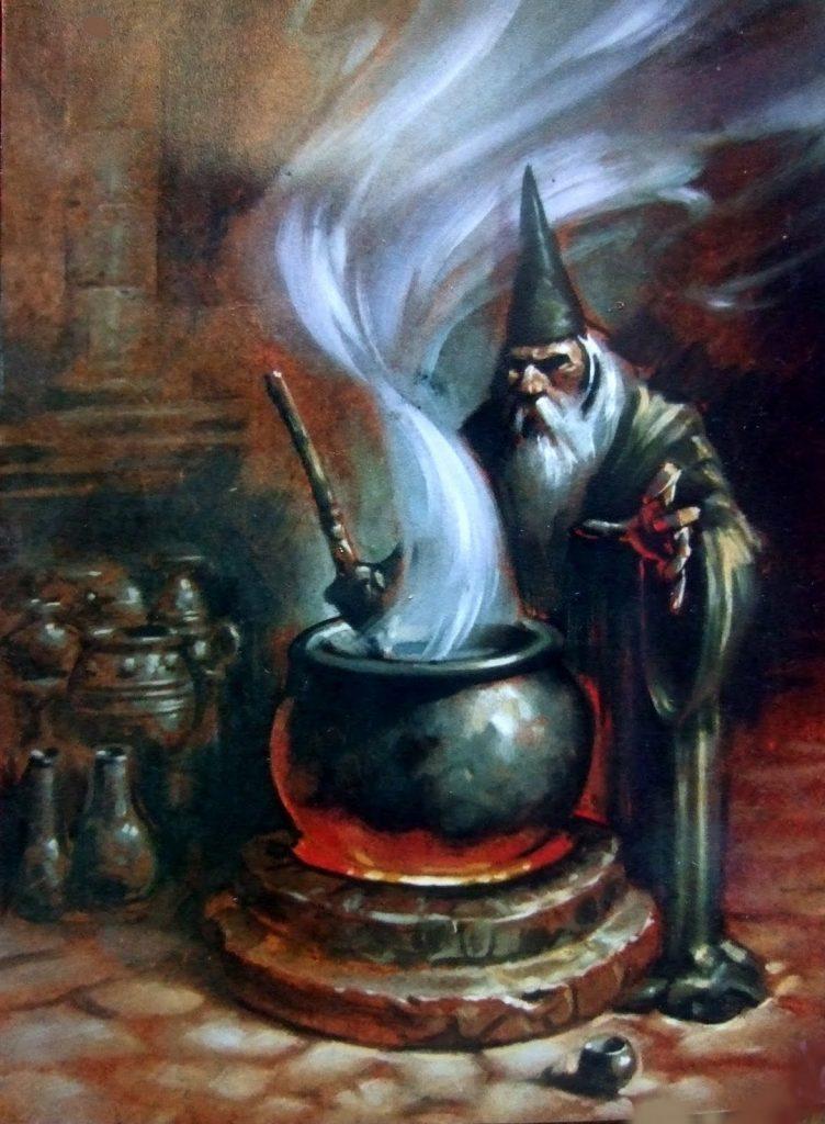 Skozi zgodovino magične umetnosti