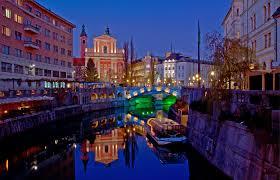 Vreme v Ljubljani!