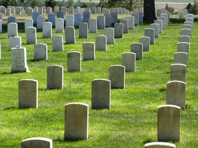 Nagrobni spomeniki preminulih