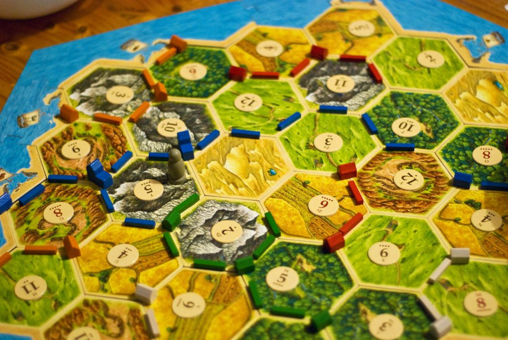 Igra naseljenci otoka Catan prepriča mlade in stare