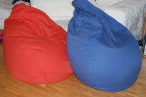 vreče za sedenje