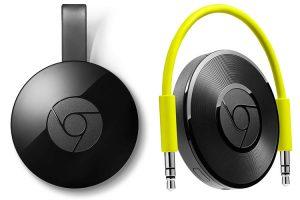 Chromecast-audio