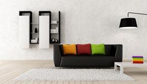 Sodobna dnevna soba