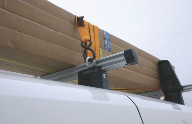 Kako pravilno uporabiti strešne nosilce za vozila