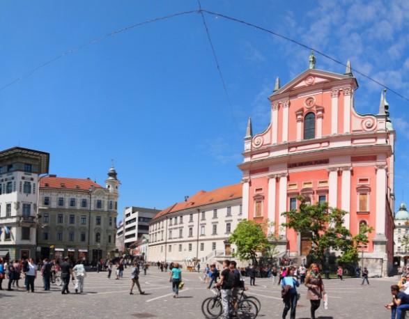 Stanovanje ali druge nepremičnine v Ljubljani