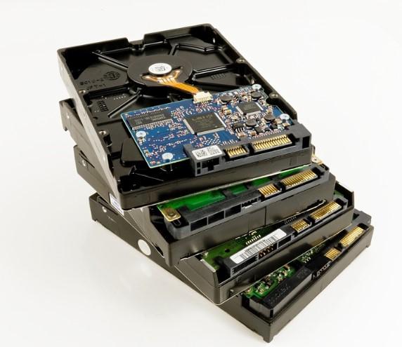 Kaj je reševanje podatkov iz diska?