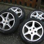 Velika izbira letnih gum za naša vozila