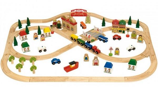 Kvalitetni leseni vlakci