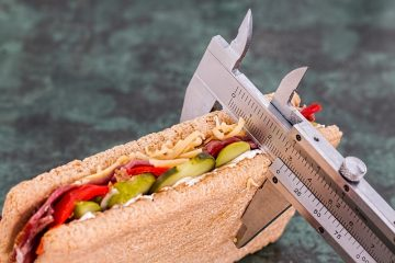 Kako se zrediti s pravilno prehrano