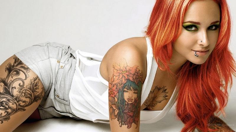 Učinkovita nega tetovaže