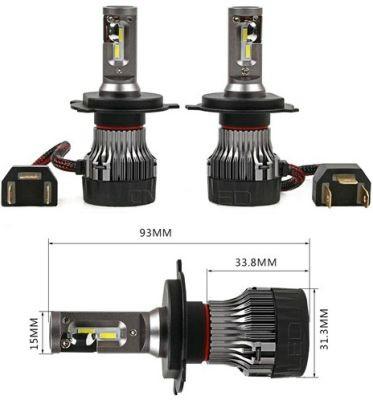 H4 LED žarnice