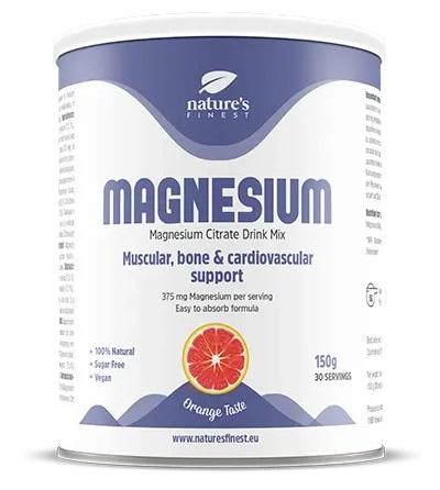 Vpliv magnezija na delovanje celotnega telesa