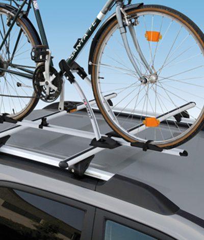 Učinkovito prevažanje koles in druge večje opreme na počitnikovanje